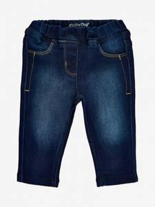 Bilde av Minymo Jeans Baby Slim Fit Stretch, Denim