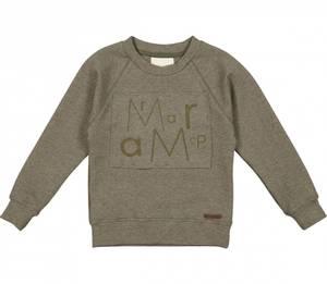 Bilde av MarMar Thadeus, sweatshirt, Dusty Olive Mel