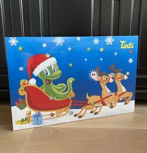 Bilde av Tinti Adventskalender - Julekalender med